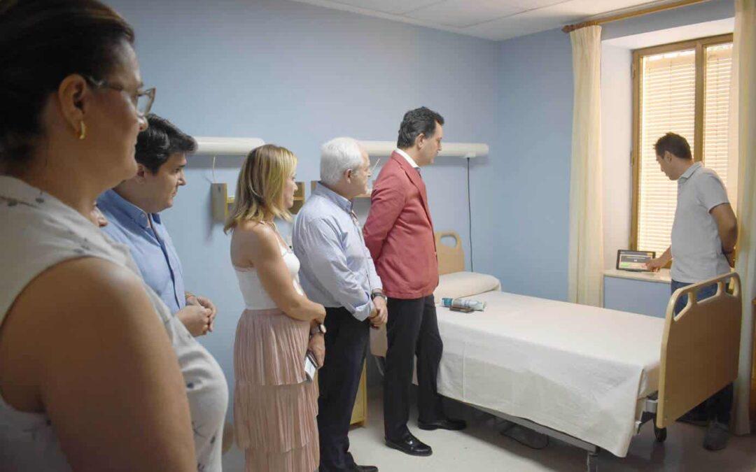 """La residencia Aura Los Leones presenta el proyecto """"Continuidad asistencial"""""""