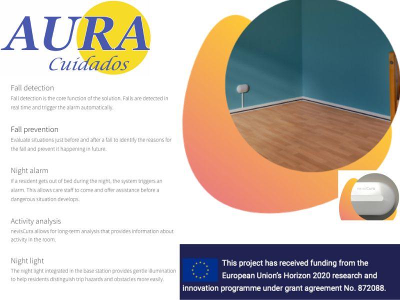 Aura Andalucía y su proyecto de residencias inteligentes es seleccionado por el programa European H2020